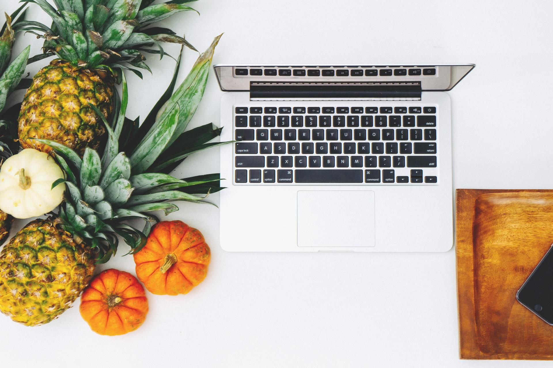 7 elements that every nutritionist website should have
