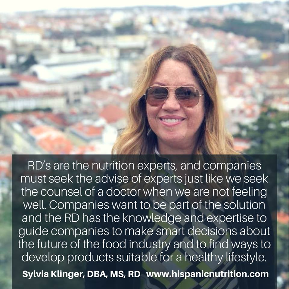 Nutrition trends Companies Sylvia Klinger