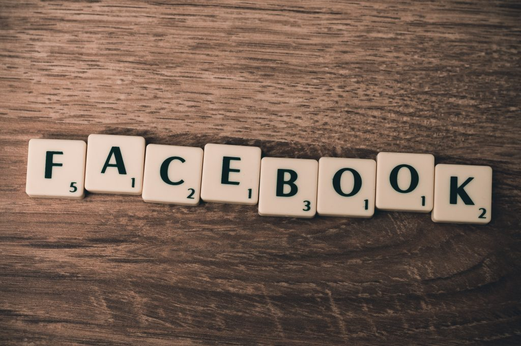 facebook for nutrtitionists